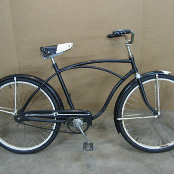 Old Royce-Union German made bicycle. - Sporting Goods
