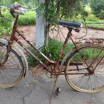 Fehling Tornado Girls Bicycle - Sporting Goods