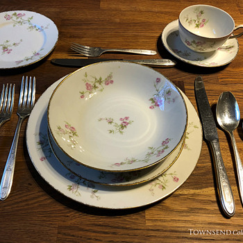 The T. EATON Co. Limited, Winnipeg Vintage Dishes  circa. 1900 - China and Dinnerware