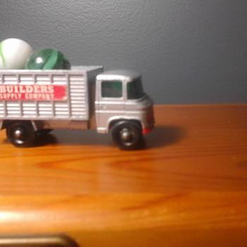 Matchbox Scaffold Truck  - Model Cars