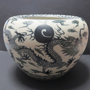 Chinese Dragon Pot? - Asian