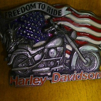 Harley Davidson  - Accessories
