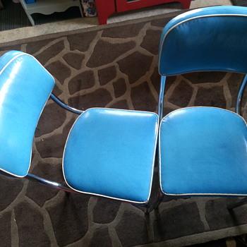 Chromium Chairs - Furniture