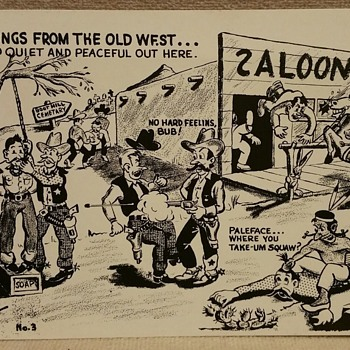 "ONE MORE ADDED--ARIZ.ARTIST BOB PETLEY,AND HIS ""LAFF CARDS""ONE MORE ADDED - Postcards"