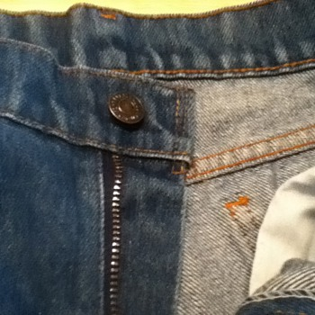 Pair of Levi's Blue Tab, what's it worth