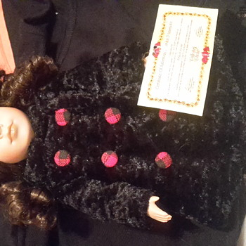 help with my collectors choice doll - Dolls
