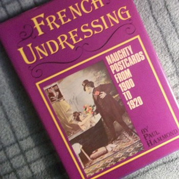 FRENCH POSTCARD BOOK VERY INFORMATIVE FOR THE PC  COLLECTOR. - Postcards