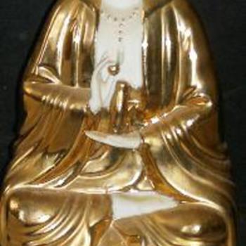 Asian Buddha Figure