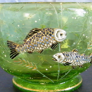 Is this a Moser? - Art Glass