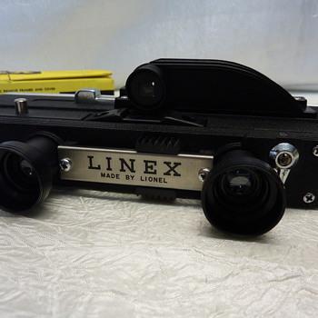 Lionel Linex stereo - Cameras