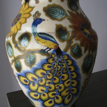 Gouda Regina Avisa Vase - Pottery