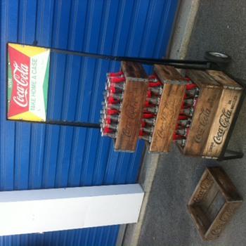 Coca-Cola Hand Truck - Coca-Cola