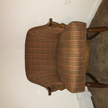 My First Goodwill Chair