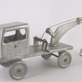 Aluminum Toy Wecker - Model Cars