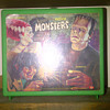 Universal Movie Monsters 1979 plastic lunch box