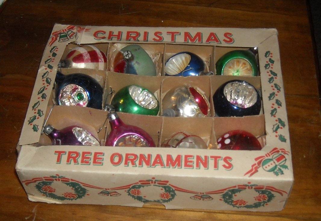Vintage Glass Christmas Tree Ornaments | Collectors Weekly