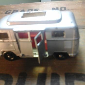 Matchbox Volkswagen Camper Van