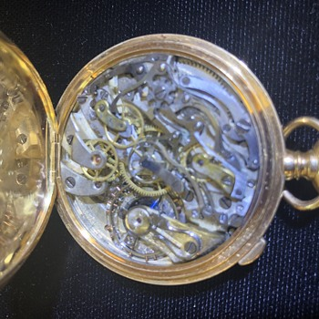 Open Face Working Pocket Watch - Pocket Watches