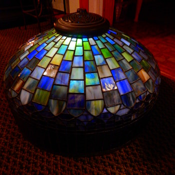 Very old Tiffany lamp - Lamps
