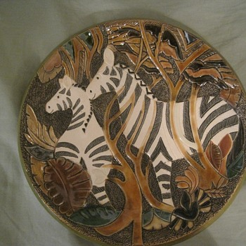 Artesania Rinconada Collector Animal Plates (5 of 7)
