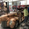 A solid copper 40 Ford