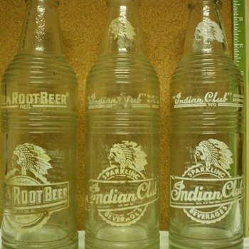 cola bottles - Bottles