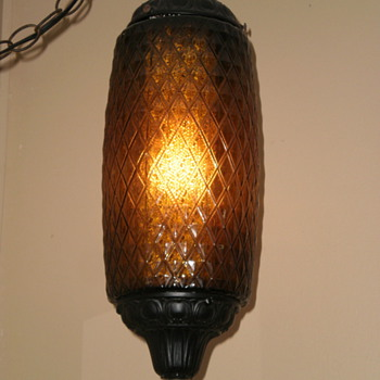 Funky light...  - Lamps