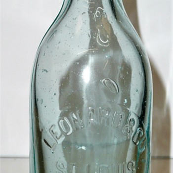 Leonard & Co, Highland, Kunkler & Montrose Bottling Co's / St. Louis, Mo. - Bottles