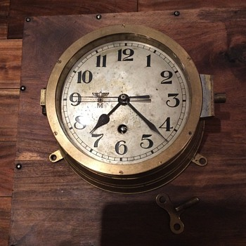 Kreigsmarine Uboat Clock - Clocks