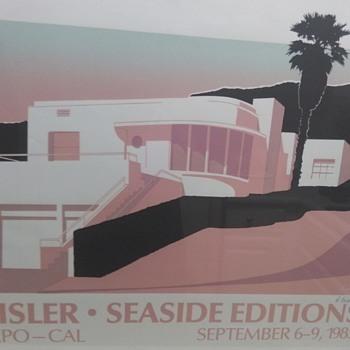 K. EISLER ARTEXPO LITHOGRAPH - Fine Art