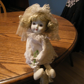 Looking for Information about this doll - Dolls