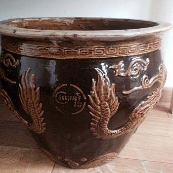 Large pots - Pottery