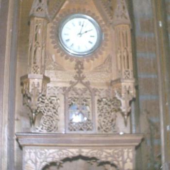 Seth Thomas 1863?????? - Clocks