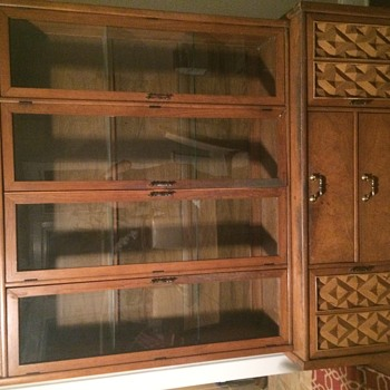 Dining Set - China Cabinet and Table/chairs