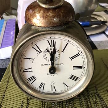 A New England clock - Clocks