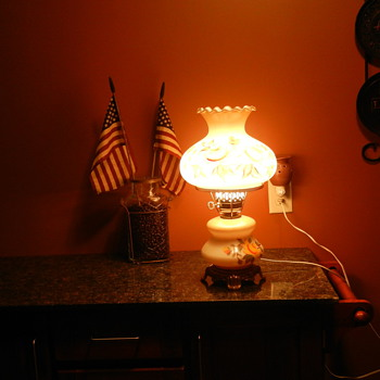 What kind of lamp is this? - Lamps