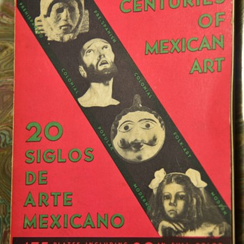20 Centuries of Mexican Art