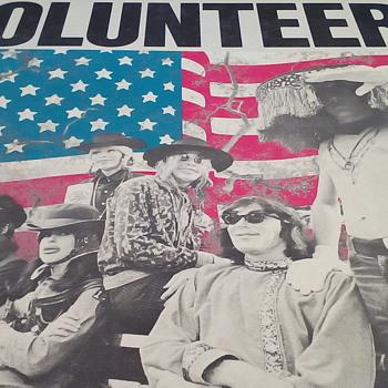 "Jefferson Airplane""Volunteers"" - Records"