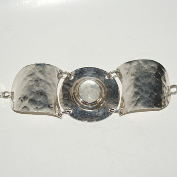 Not So Easy to Find: Rafael Canada Sterling Bracelet - Fine Jewelry