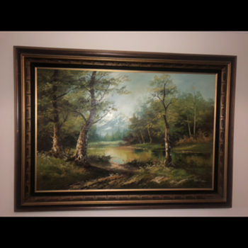 Whitlam Canvas - Fine Art