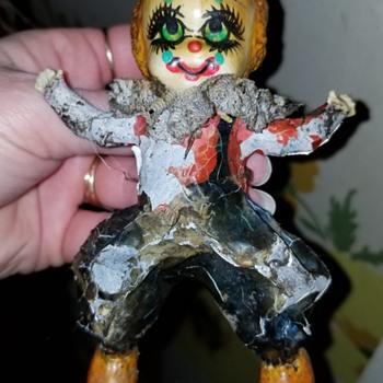 Paper mache  - Figurines