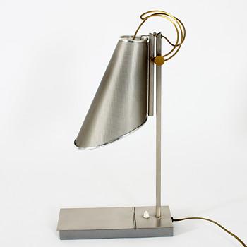 Compas Dans l'Oeil - designed by Andrée Putman - Manufactured by Baldinger Archictectural Lighting - Lamps