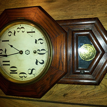 curious what year my New Haven clock might have been made...