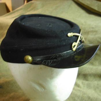Model 1872 Forage Cap