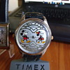 Dual Time Mickey Mouse Wrist Watches