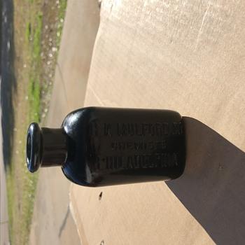 H.K. Mulford  - Bottles