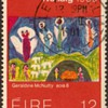 "1980 - Ireland ""Christmas"" Postage Stamps"