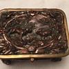 French jewelry casket