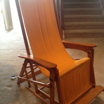 Grandpa's Reclining Chair - Furniture