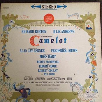 Camelot - Records